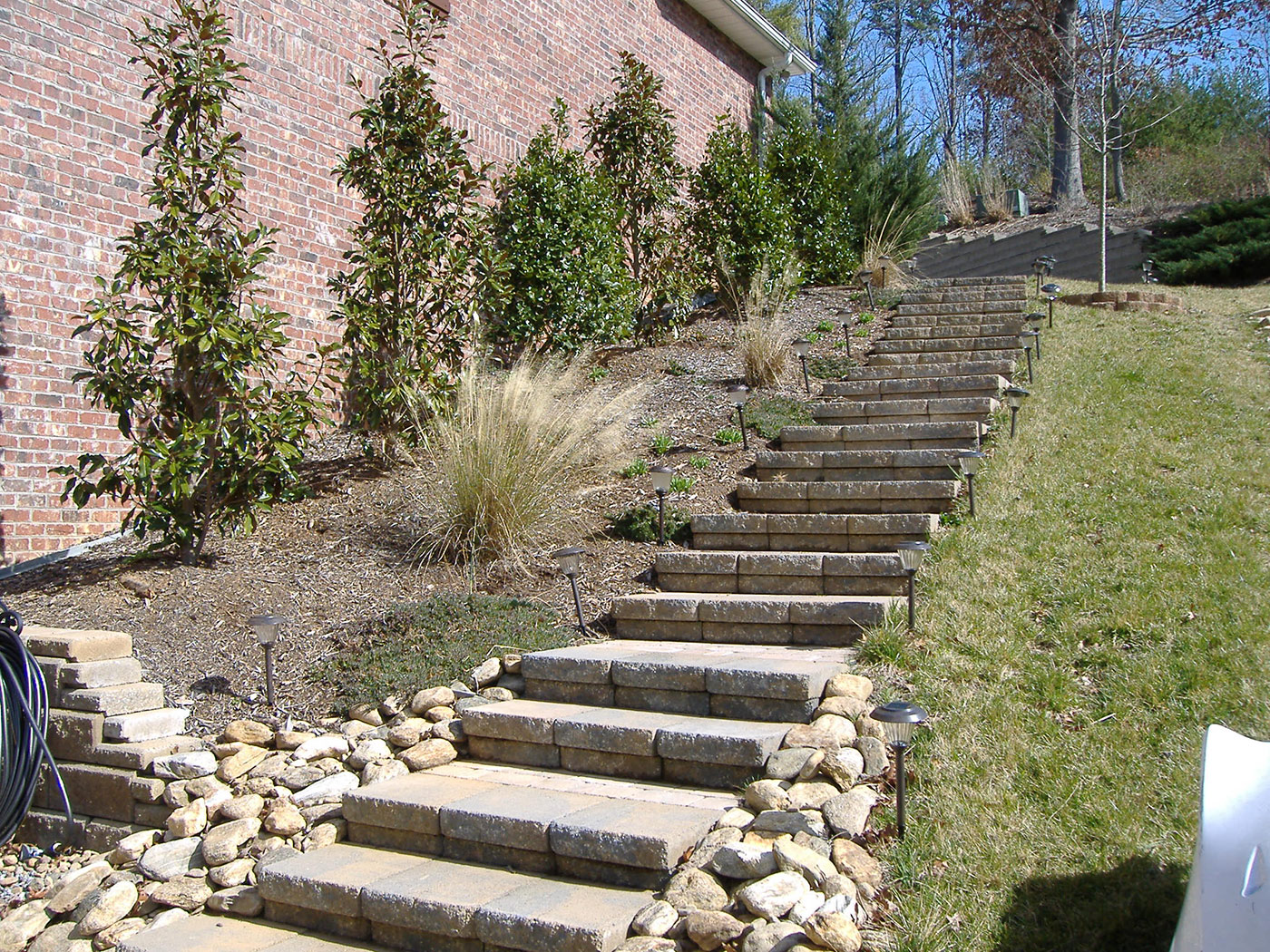 Campbell steps
