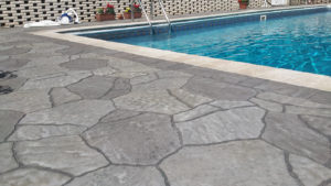 Isenhour pool area